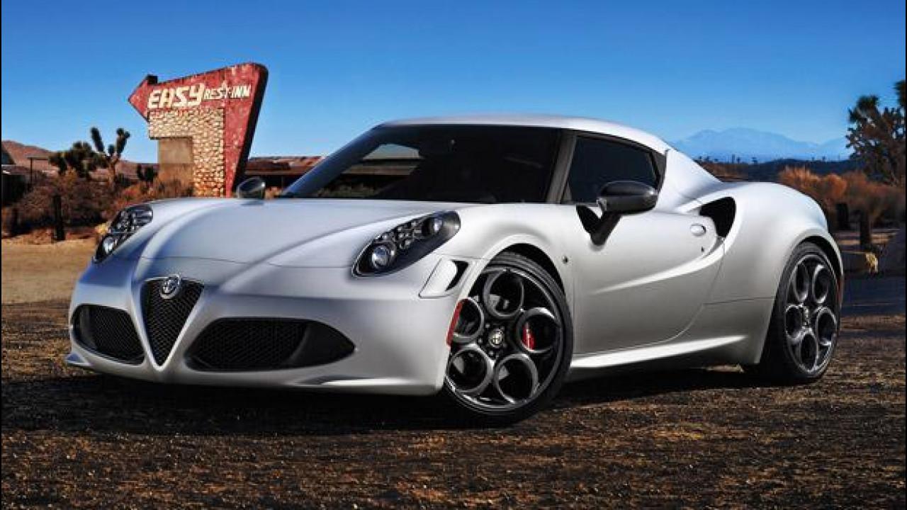 [Copertina] - Alfa Romeo 4C Launch Edition