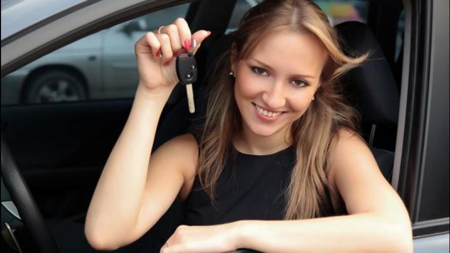 I giovani preferiscono l'auto ecologica