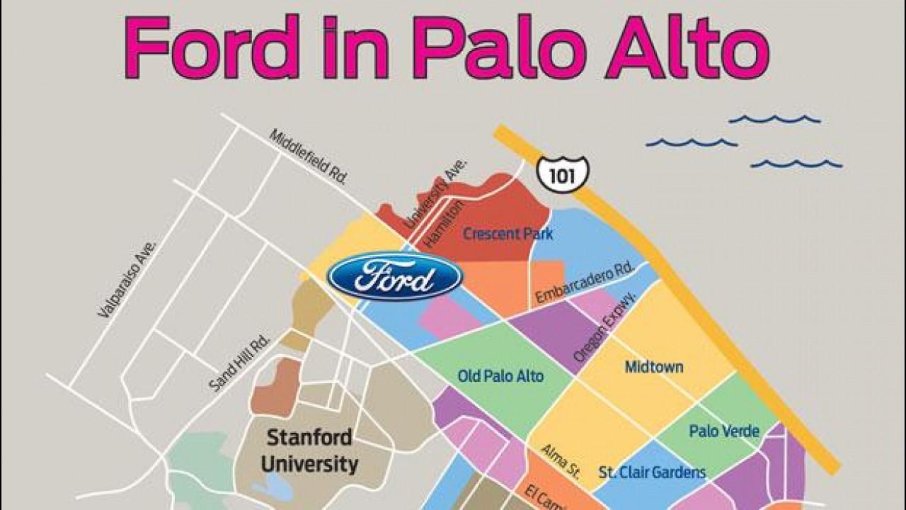 [Copertina] - Le idee di Ford per il futuro nasceranno al Silicon Valley Lab (SVL)