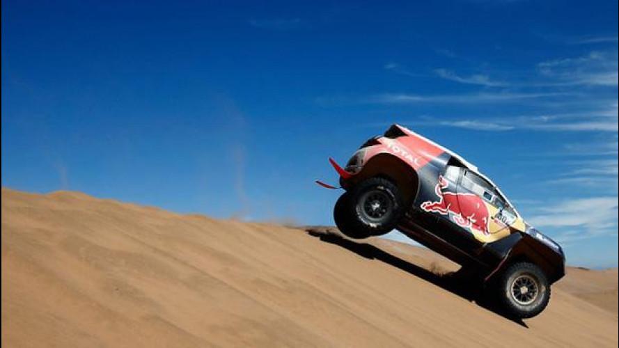 [Copertina] - Dakar 2015, quarta tappa amara per le Peugeot