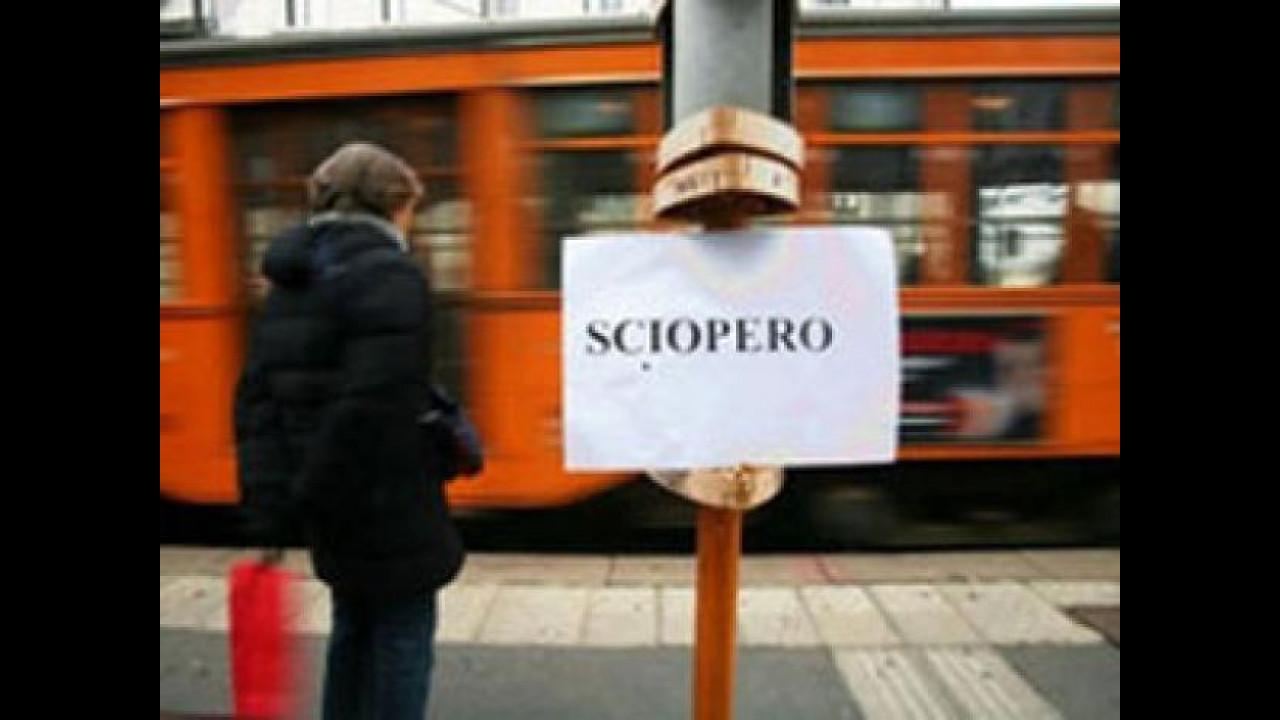 [Copertina] - Sciopero trasporti Torino venerdì 25 gennaio 2013, orari e avvisi