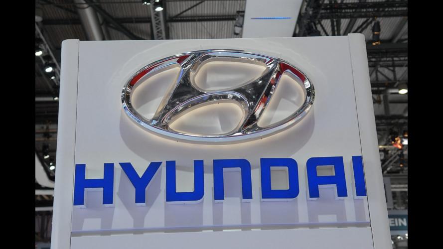 Volkswagen studia Hyundai
