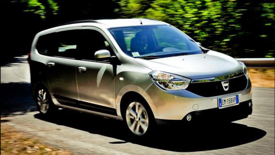 Dacia Lodgy 1.5 dCi 110 CV Laureate 5 posti