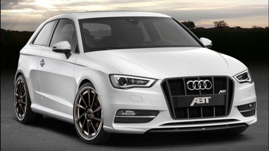 Audi AS3 by ABT