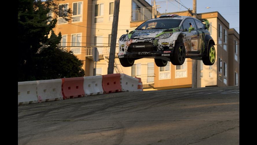 "Ken Block lancia ""Gymkhana FIVE: Ultimate Urban Playground"""