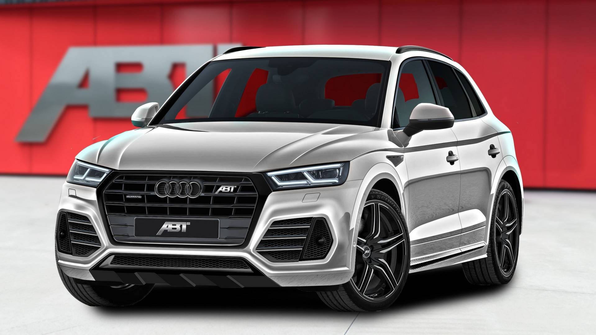 can 39 t wait any longer for the audi rs q5 abt has a solution. Black Bedroom Furniture Sets. Home Design Ideas