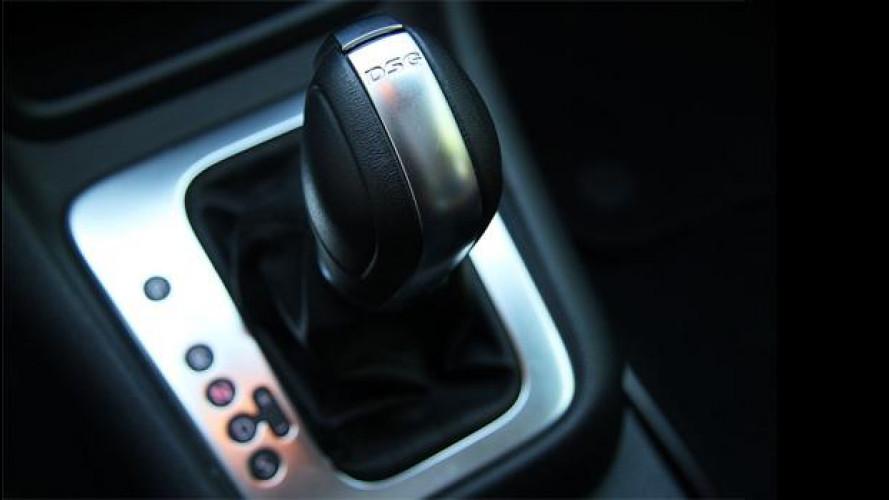 Volkswagen studia il cambio automatico DSG a 10 marce
