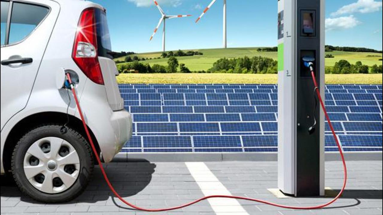 [Copertina] - Legge di Stabilità: per la prima volta ci entra la ricarica delle auto elettriche