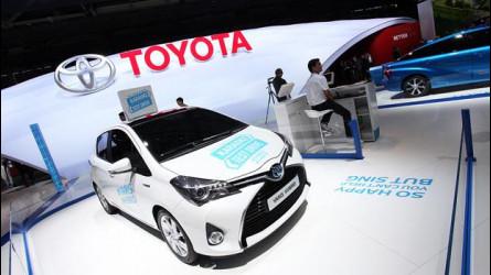 Salone di Parigi: Toyota, il futuro è ibrido