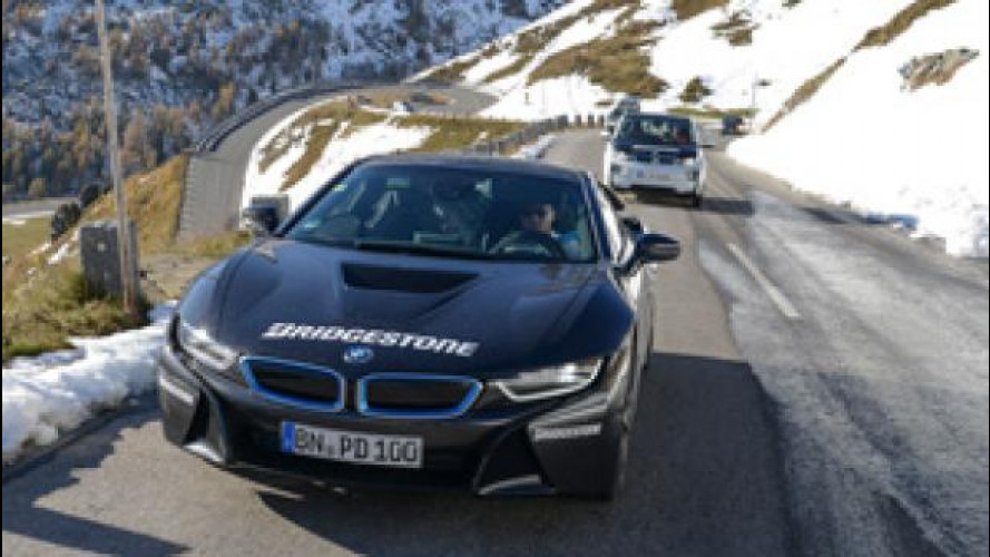 Hannibal Tour 2014, da Monaco a Roma con le BMW gommate Bridgestone