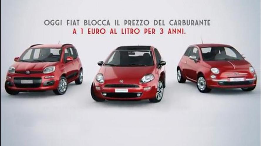 """9-10 giugno: porte aperte Fiat per la promozione """"1 euro al litro"""""""