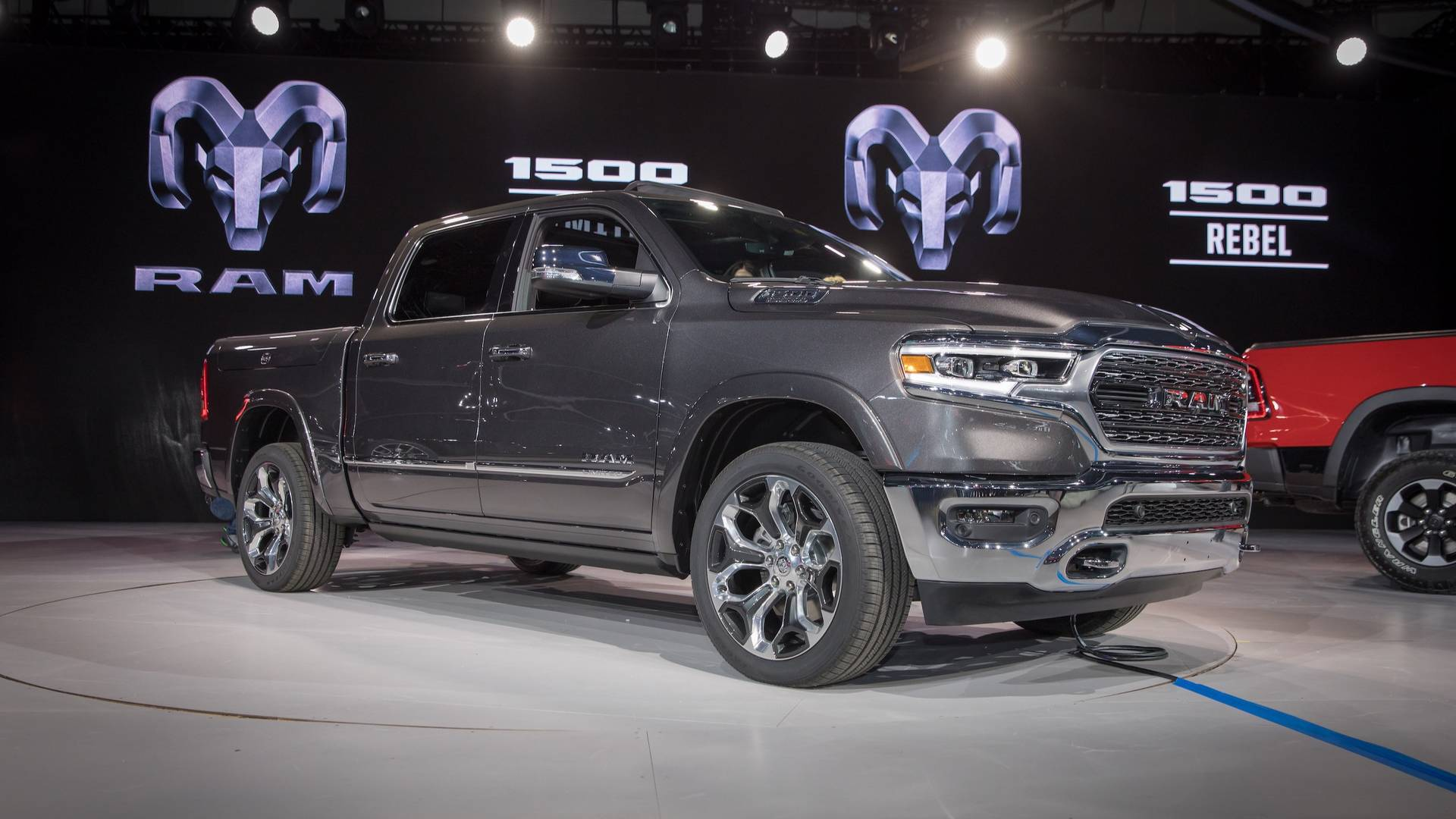 2019 Ram 1500 Stronger Lighter And More Efficient Dodge 2500 Sel Fuel Lines