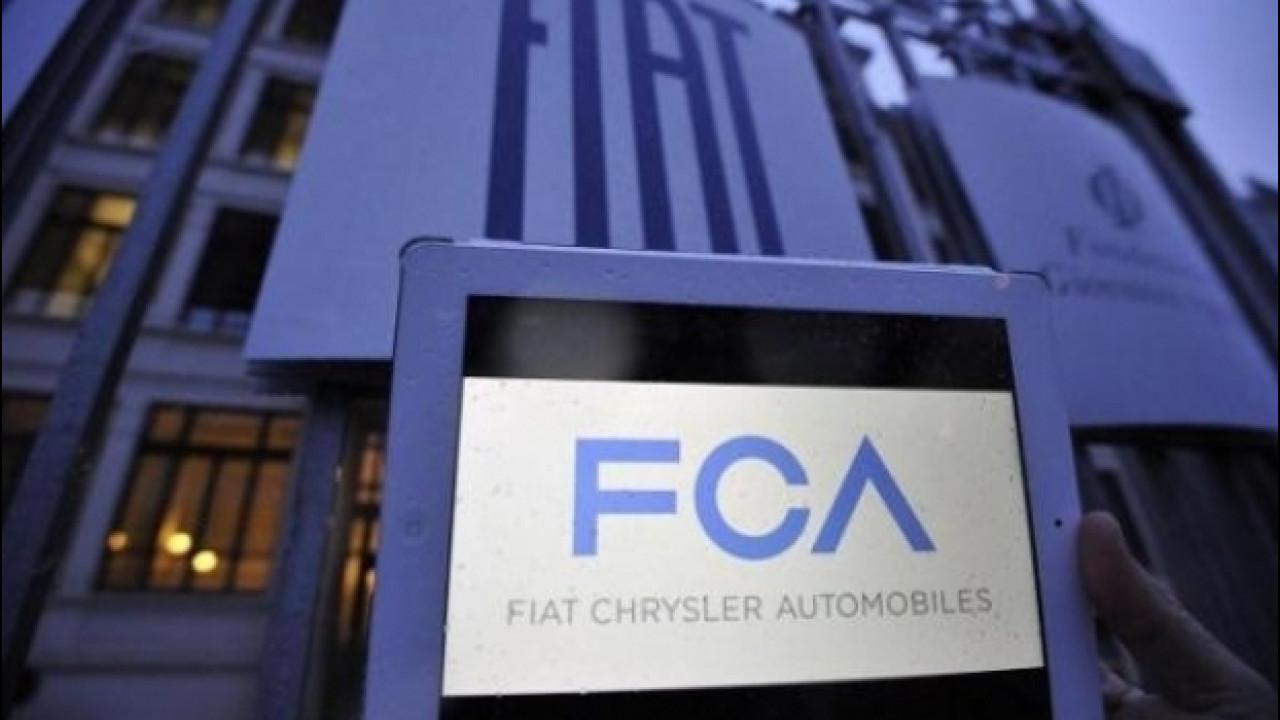 [Copertina] - FCA, calo a Piazza Affari per le indagini negli USA
