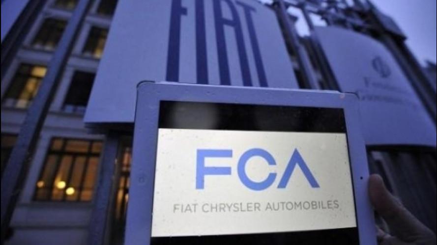 FCA, calo a Piazza Affari per le indagini negli USA