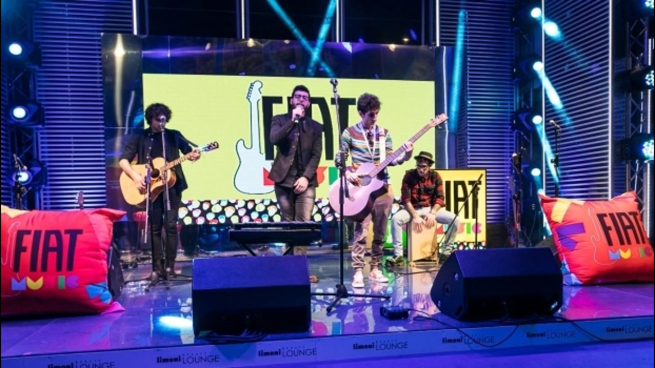 [Copertina] - Fiat Music riparte da Sanremo