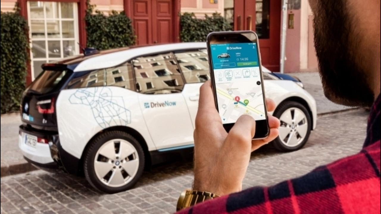 [Copertina] - DriveNow, anche car sharing elettrico