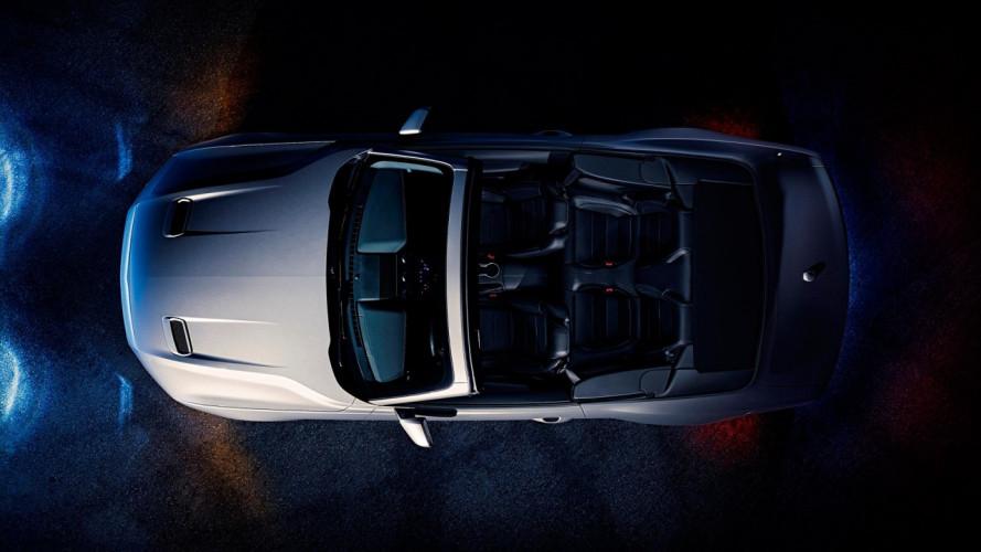 Ford Mustang Cabrio, restyling di dettaglio
