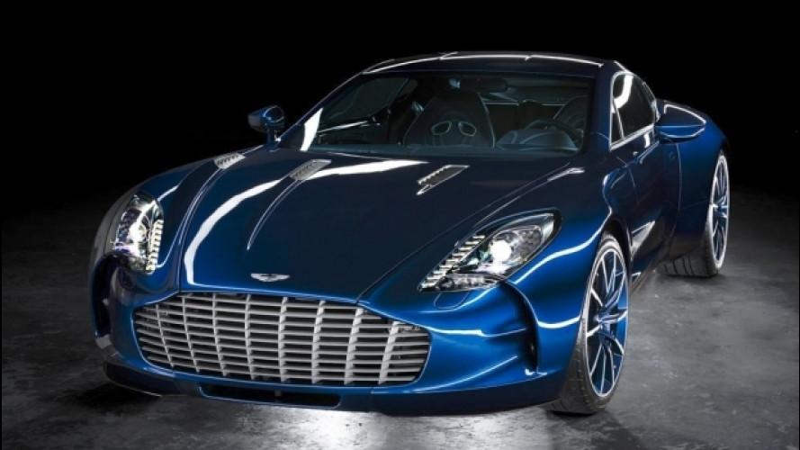 [Copertina] - Aston Martin One-77, l'esemplare 66 è in vendita [VIDEO]
