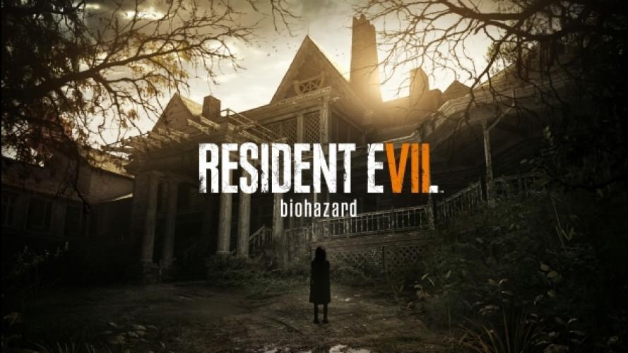 Resident Evil 7 biohazard, l'horror in realtà virtuale [VIDEO]