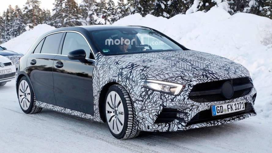 Mercedes A35 Debuting In Paris; A45 And A45 S Coming Later