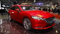 Mazda6 Euro Spec at the 2018 Geneva Motor Show