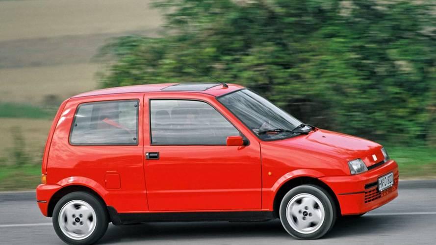 Así suena un Fiat Cinquecento con el motor de una Kawasaki Ninja