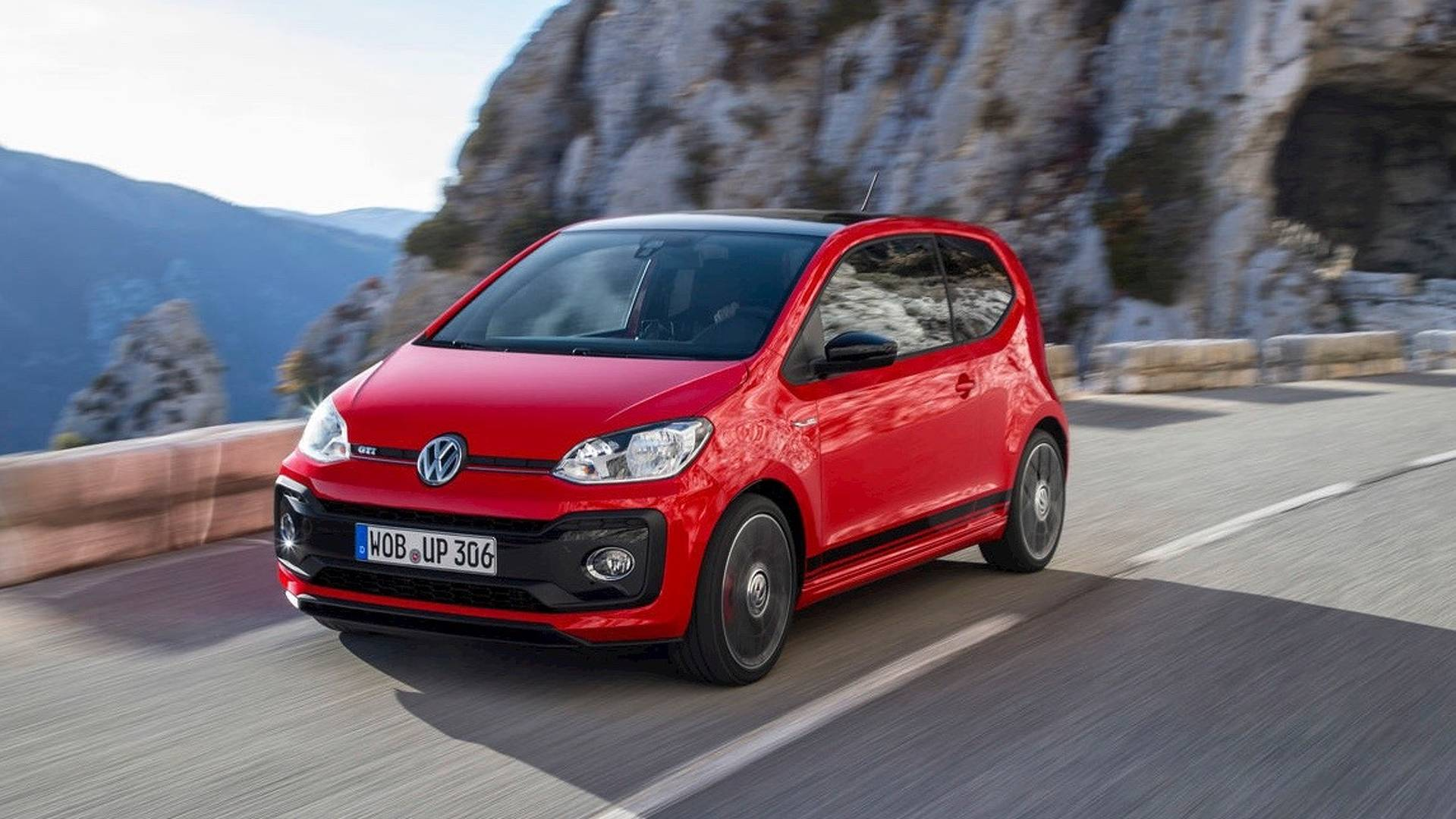 2018 volkswagen up gti first drive fizzy affordable fun