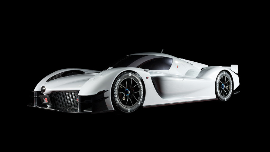Toyota GR Super Sport Concept, ibrida e cattivissima