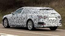 Audi A6 Avant Casus Fotoğraflar