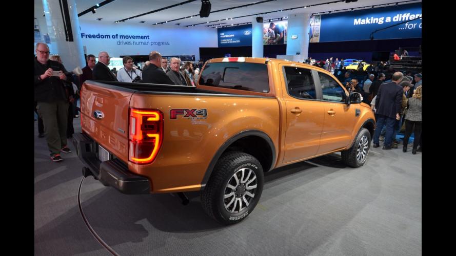 Le Ford americane... che non esistono in Italia