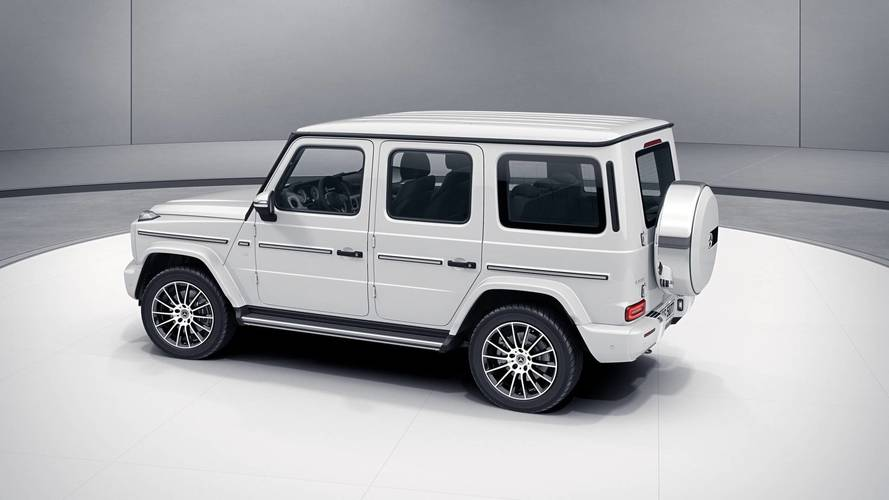 Mercedes Registers G73 And S73 Among Other New Names