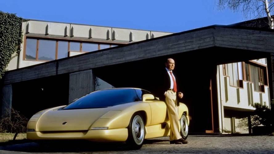 Unuttuğumuz Konseptler: 1990 Bertone Corvette Nivola