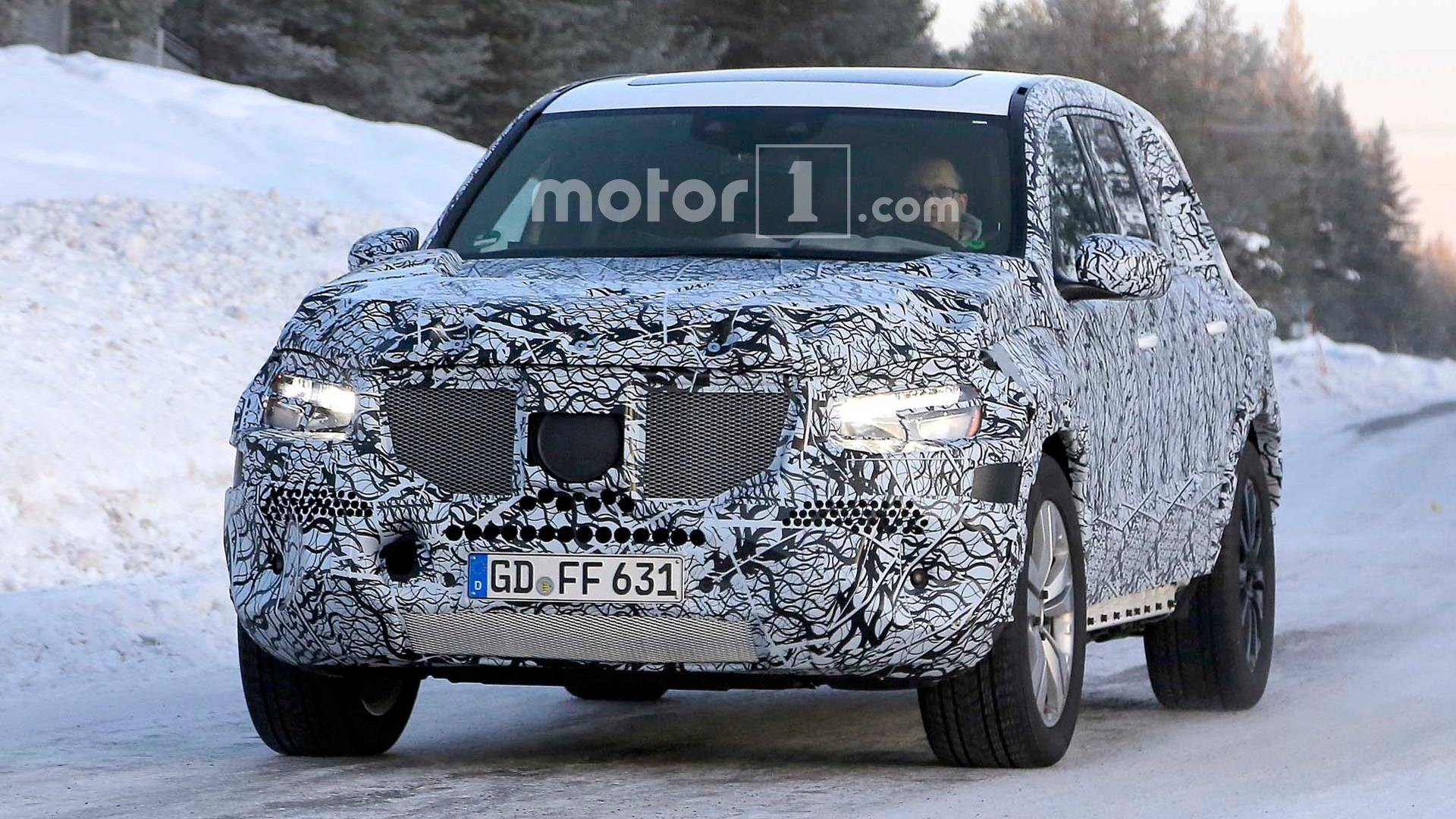 mercedes-maybach gls concept to be unveiled next month?