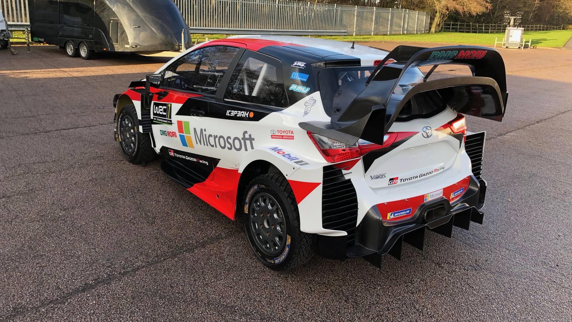 2018 Wrc Cars Revealed At Autosport International