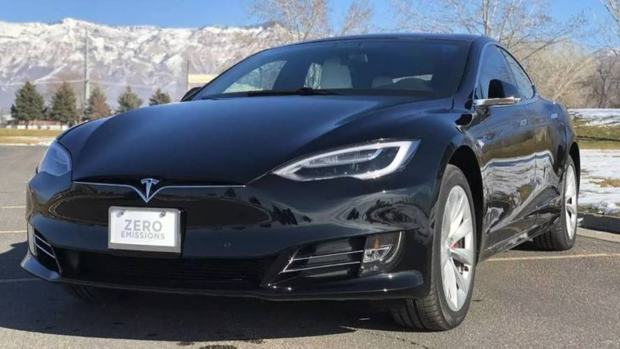 Tesla Model S P100D By Armormax Is World's Quickest Armored Car