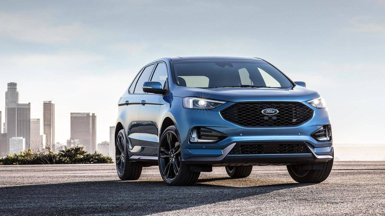 Ford Edge ST 2018