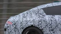 Mercedes-AMG GT Sedan spy photo