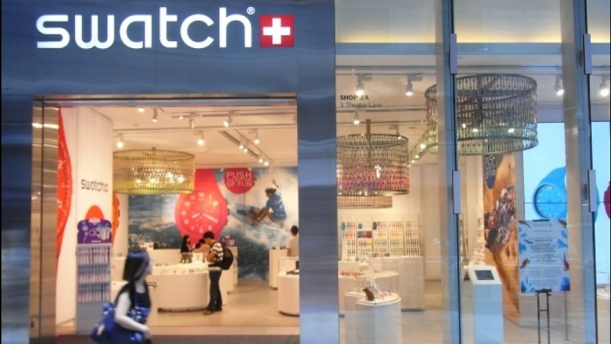 Swatch, dagli orologi alle batterie per auto elettriche