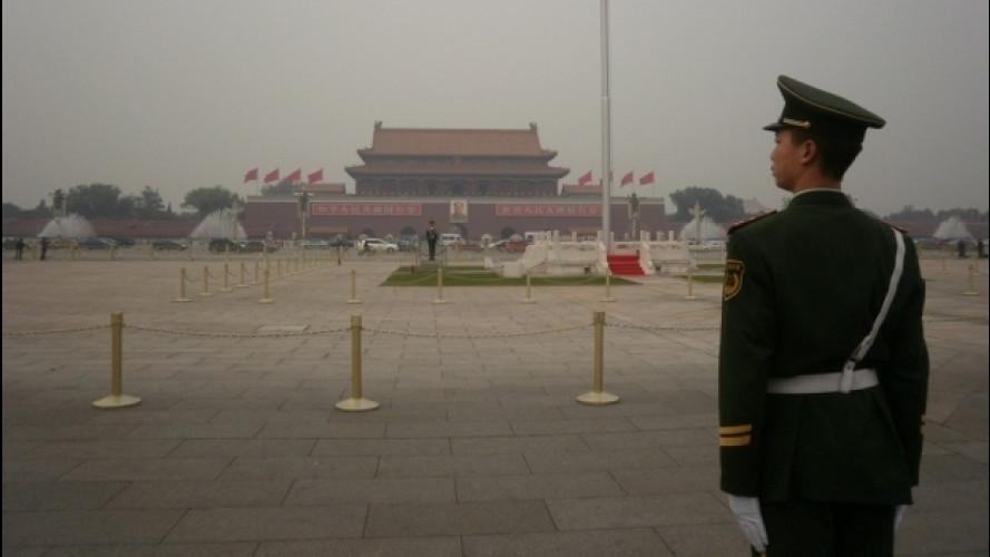 Smog, a Pechino arriva una