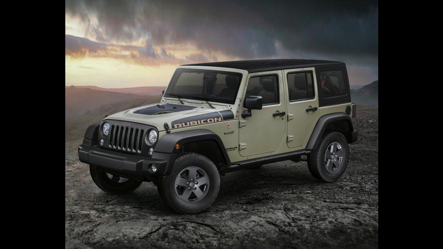 Jeep Wrangler Rubicon Recon,