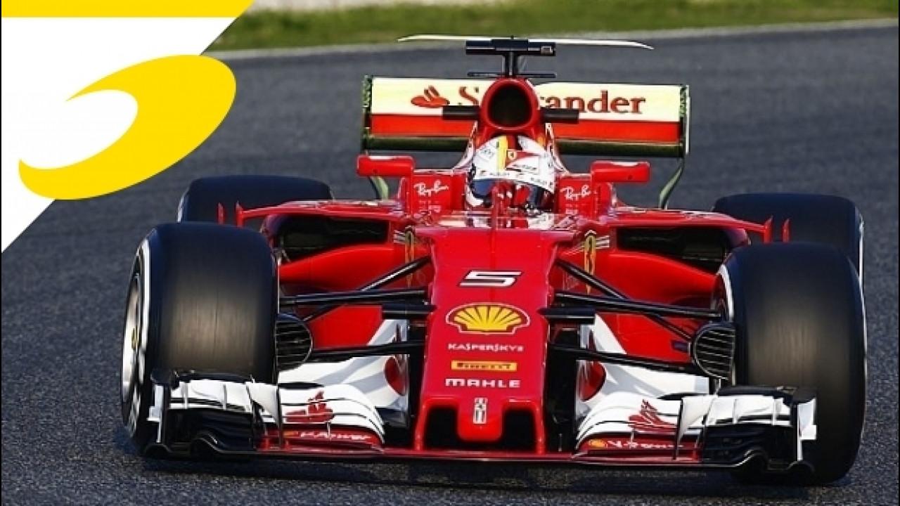 [Copertina] - Formula 1, per Ferrari è silenzio stampa nei test di Barcellona