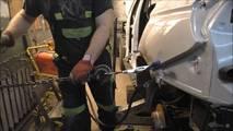 BMW X5 Gövde Tamiratı