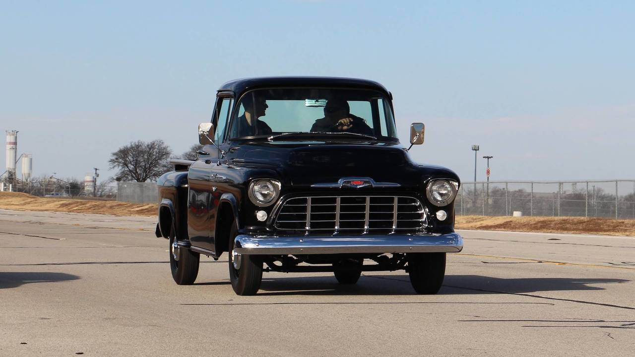 1956 Chevrolet 3100 Task Force