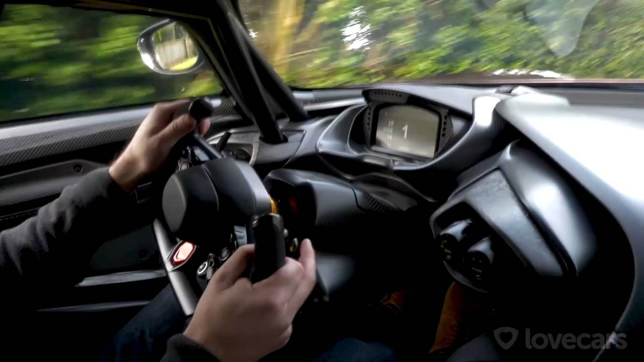 Discover What It Took To Make The Aston Martin Vulcan Road Legal