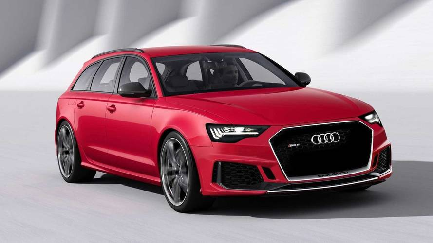 New Audi RS6 Could Have Up To 650 HP And Sedan Version