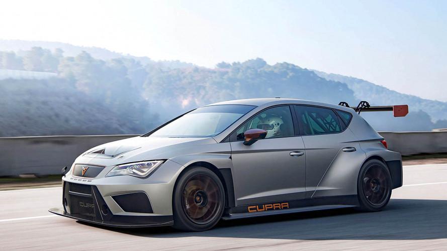 Leon Cupra TCR Yarış Otomobili