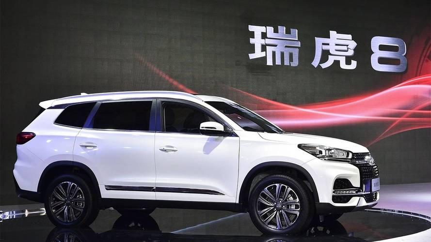 SUV top de linha da Chery, Tiggo 8 é revelado na China e pode vir ao Brasil