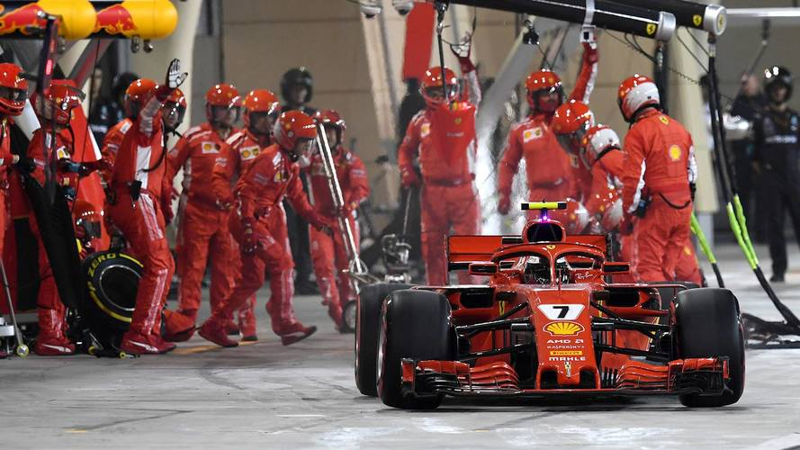 Ferrari Hit With Hefty Fine For Pitstop Incident