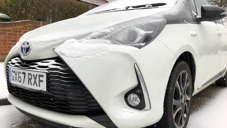 2017 Toyota Yaris Hybrid long-termer