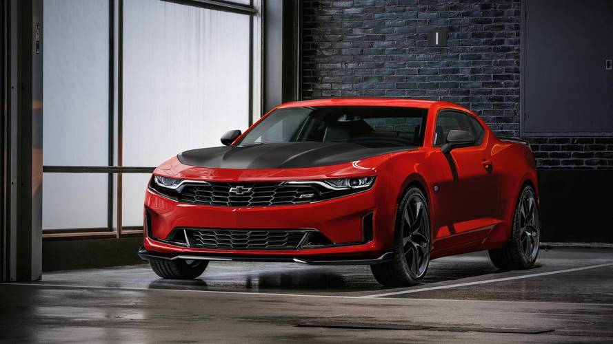 Chevy Camaro Gets New Look For 2019, Adds 275-HP Turbo 1LE Trim